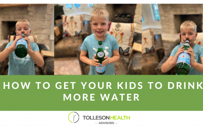 5 Creative Ways to Get Your Kids to Drink More Water