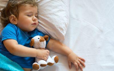 How to Help your Kids Build Healthy Sleeping Habits